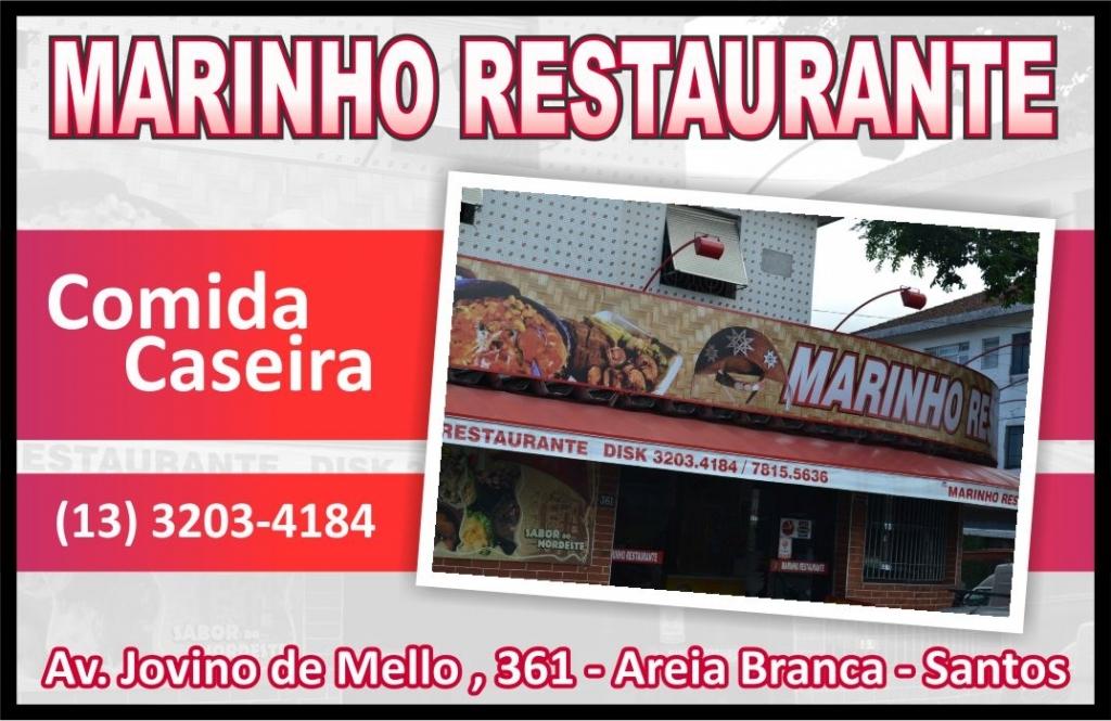 Contabilidade Minerva Clientes Marinho Restaurante em Santos